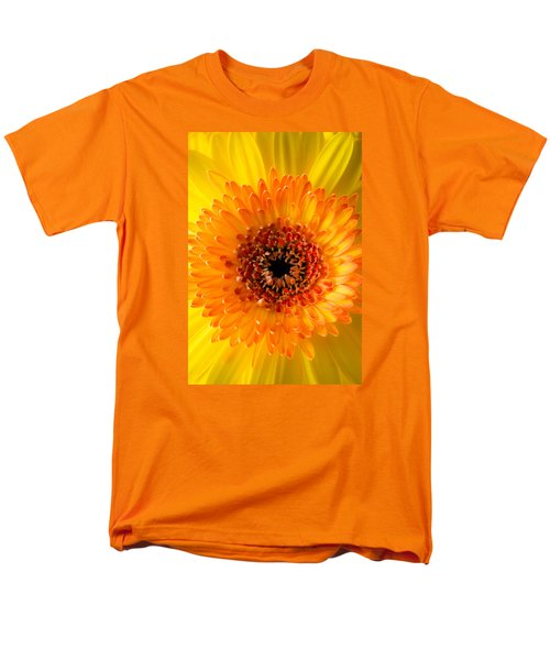 Burst Of Sunshine Men's T-Shirt  (Regular Fit) by Shelby  Young