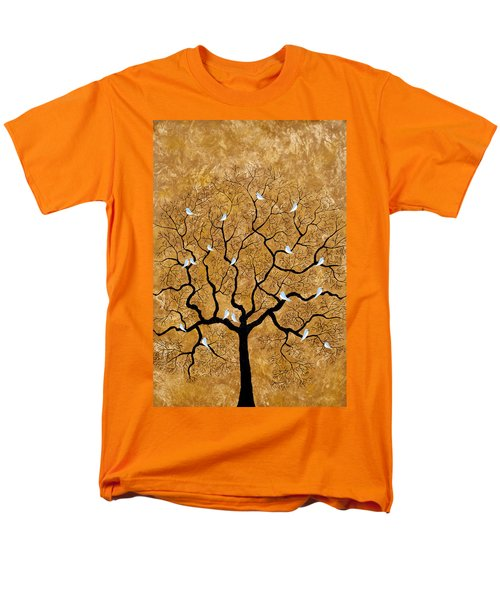By The Tree Men's T-Shirt  (Regular Fit) by Sumit Mehndiratta