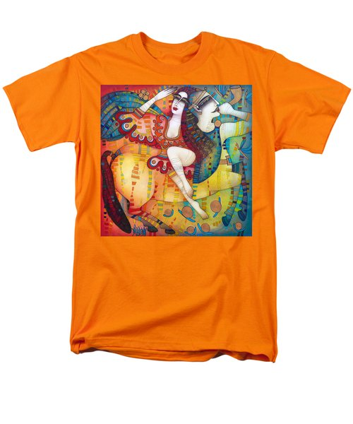 Centaur In Love Men's T-Shirt  (Regular Fit) by Albena Vatcheva