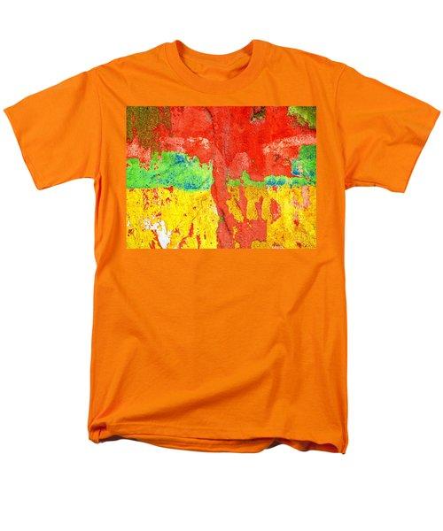 Color Splash  Men's T-Shirt  (Regular Fit) by Prakash Ghai