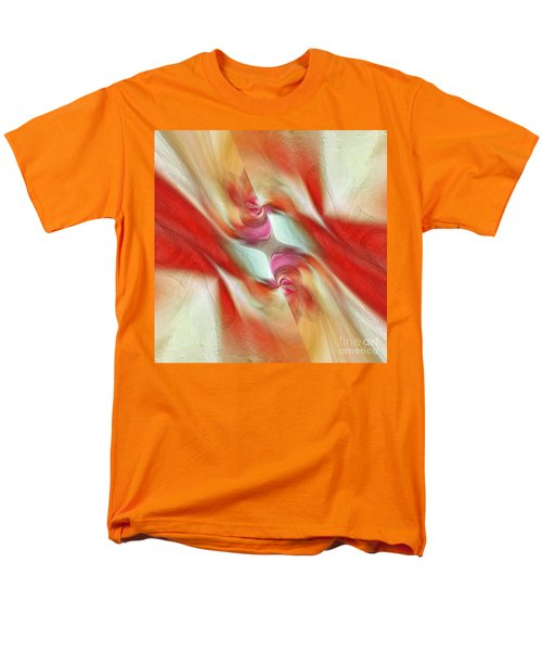 Men's T-Shirt  (Regular Fit) featuring the digital art Comfort by Margie Chapman