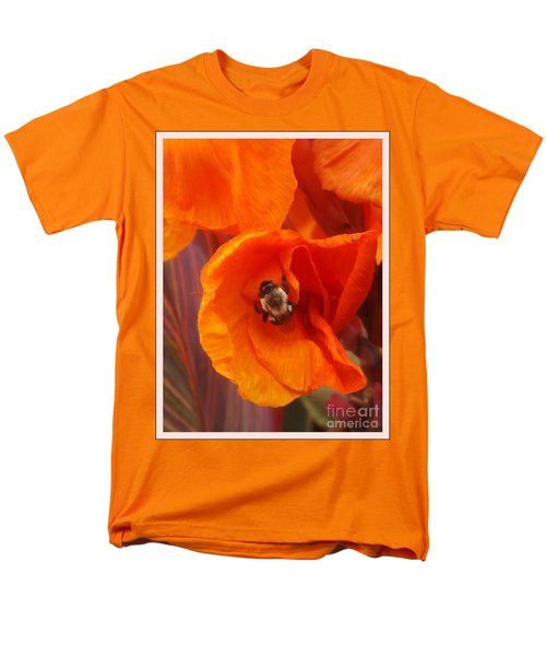 Complimenting One Another Men's T-Shirt  (Regular Fit) by Sara  Raber