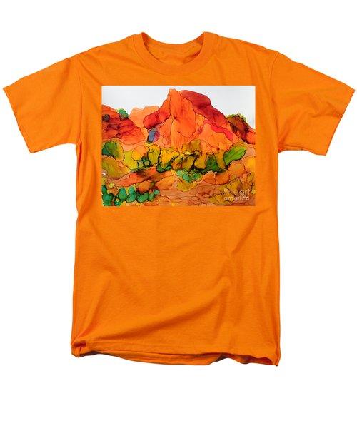 Desert Beauty 6 Men's T-Shirt  (Regular Fit) by Vicki  Housel
