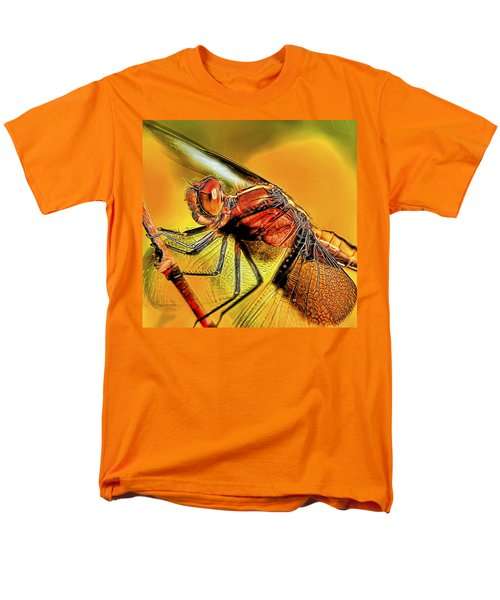Dragonfly 2 Men's T-Shirt  (Regular Fit) by William Horden