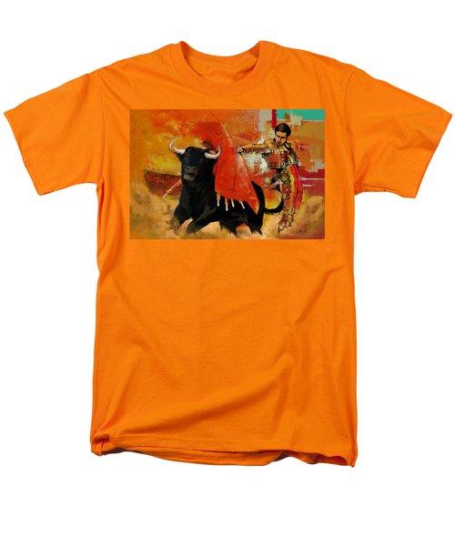El Matador Men's T-Shirt  (Regular Fit) by Corporate Art Task Force