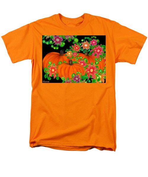 Fiesta Pumpkins Men's T-Shirt  (Regular Fit)