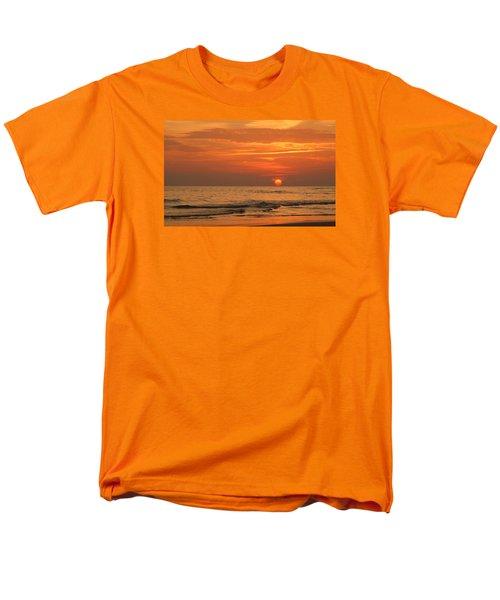 Florida Sunset Men's T-Shirt  (Regular Fit) by Sandy Keeton