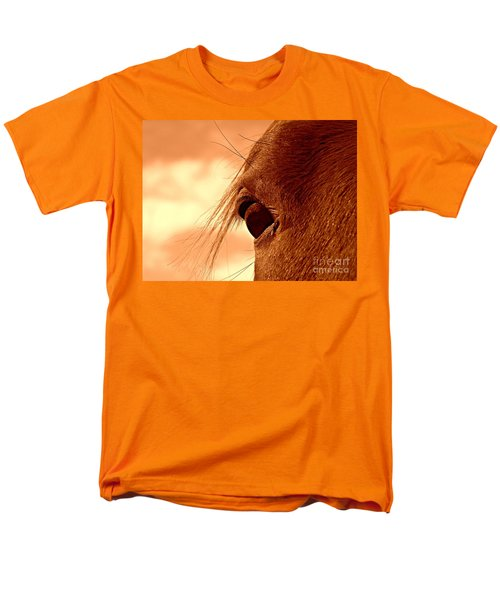 Fly In The Eye Men's T-Shirt  (Regular Fit) by Clare Bevan