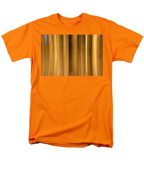 Men's T-Shirt  (Regular Fit) featuring the photograph Abstract Forest by Davorin Mance