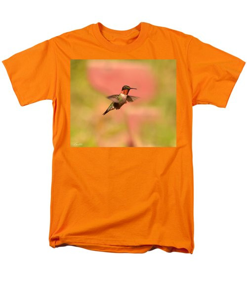 Free As A Bird Men's T-Shirt  (Regular Fit)