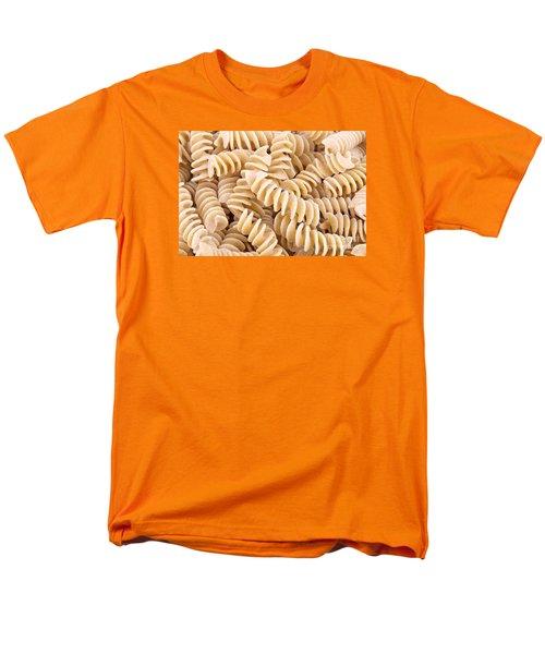 Fusilli Rotini Pasta  Men's T-Shirt  (Regular Fit) by Vizual Studio