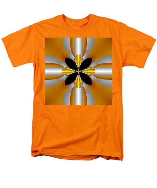 Men's T-Shirt  (Regular Fit) featuring the digital art Futuristic by Svetlana Nikolova