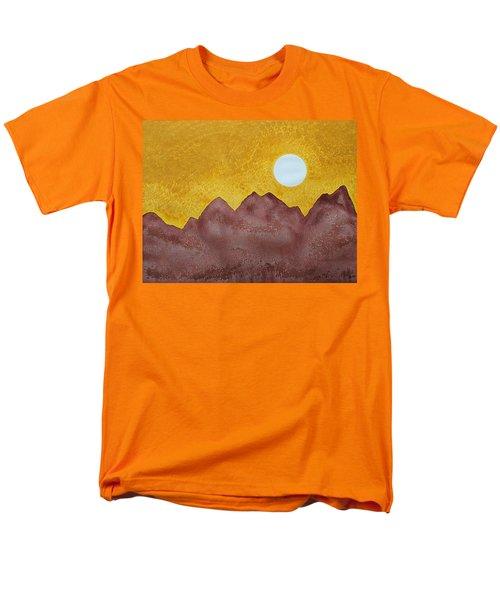 Gallup Original Painting Men's T-Shirt  (Regular Fit) by Sol Luckman