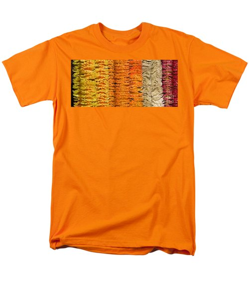 Men's T-Shirt  (Regular Fit) featuring the photograph Garlands by Mini Arora