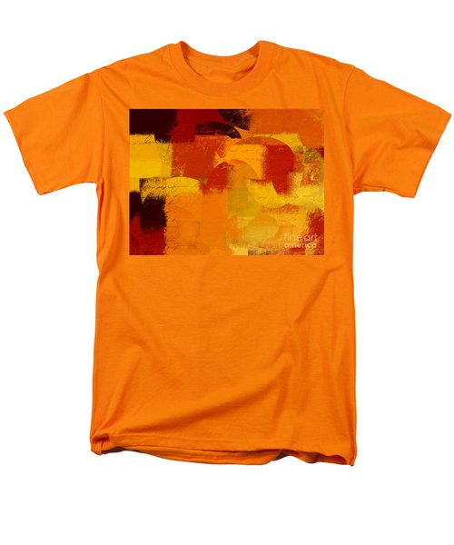 Geomix 05 - 01at01b Men's T-Shirt  (Regular Fit) by Variance Collections