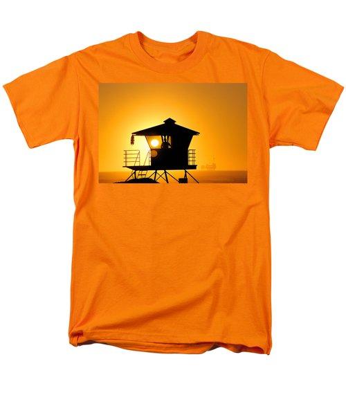 Golden Hour Men's T-Shirt  (Regular Fit) by Tammy Espino