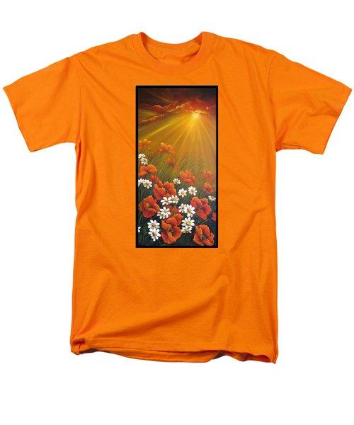 Golden Moment Men's T-Shirt  (Regular Fit) by Katia Aho