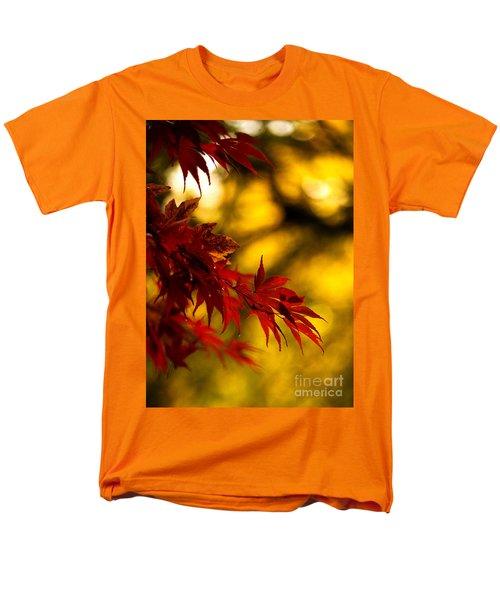 Graceful Leaves Men's T-Shirt  (Regular Fit) by Mike Reid