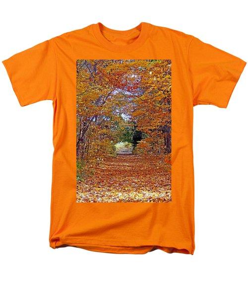 Hawthorn Hollow Men's T-Shirt  (Regular Fit) by Kay Novy