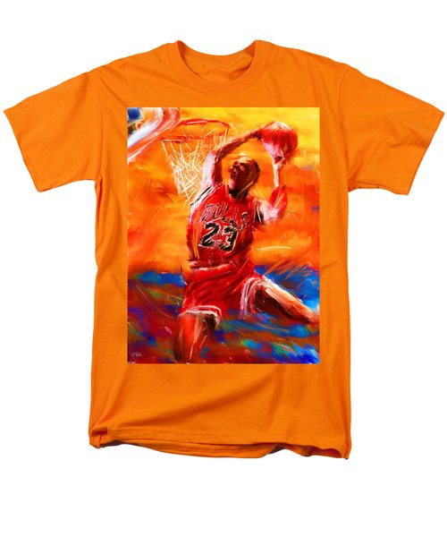 His Airness Men's T-Shirt  (Regular Fit) by Lourry Legarde