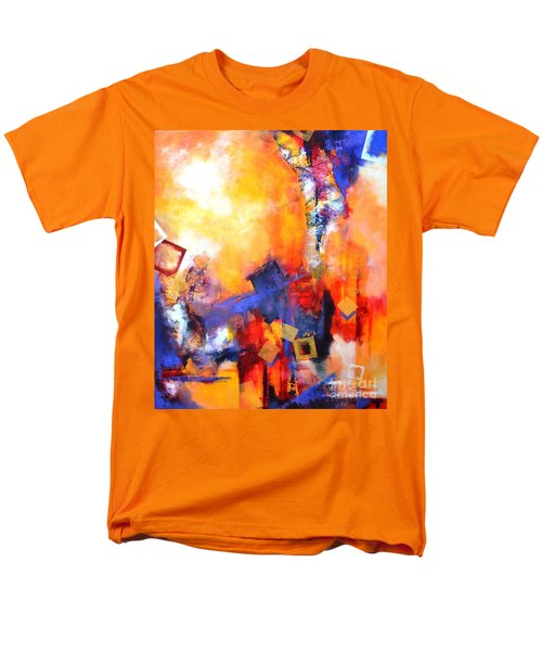 Hope Men's T-Shirt  (Regular Fit) by Betty M M   Wong