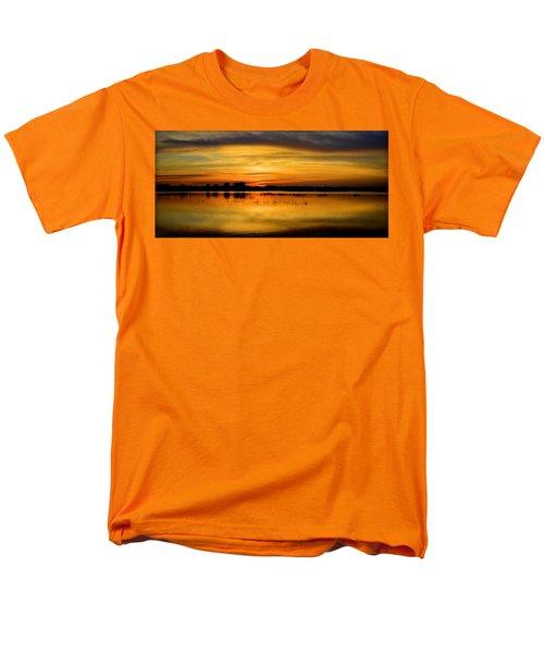 Horizons Men's T-Shirt  (Regular Fit) by Bonfire Photography