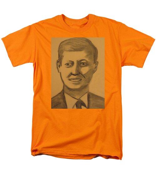 President Kennedy Men's T-Shirt  (Regular Fit)