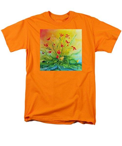 Just For You Men's T-Shirt  (Regular Fit) by Teresa Wegrzyn
