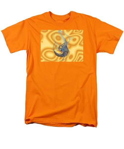 Lagoon Men's T-Shirt  (Regular Fit) by Jeff Iverson