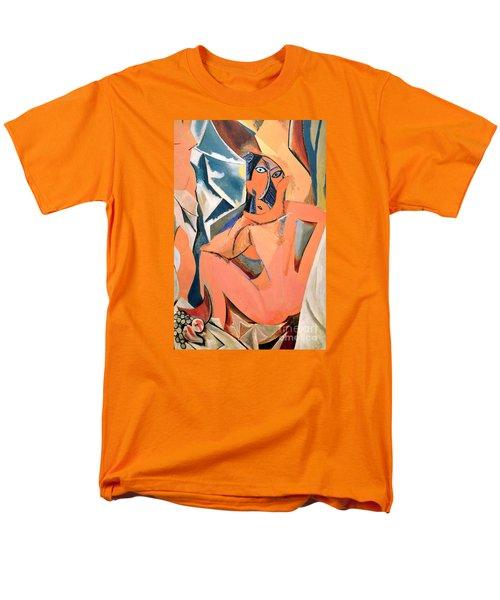 Les Demoiselles D'avignon Picasso Detail Men's T-Shirt  (Regular Fit) by RicardMN Photography