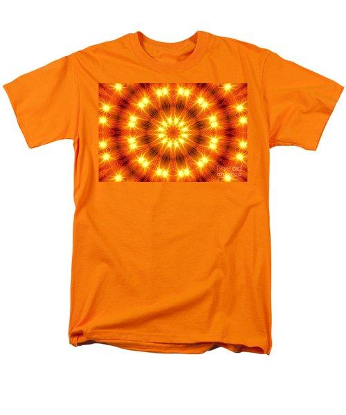 Men's T-Shirt  (Regular Fit) featuring the photograph Light Meditation by Joseph J Stevens