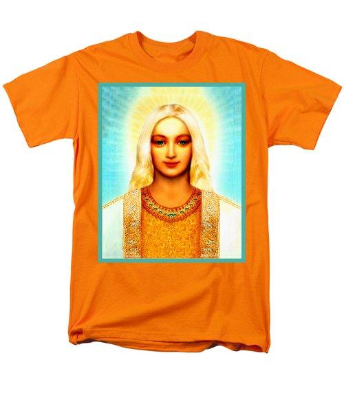 Lord Sananda Men's T-Shirt  (Regular Fit) by Ananda Vdovic