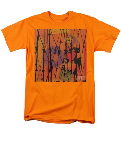 Men's T-Shirt  (Regular Fit) featuring the painting Maya 1 by Mini Arora