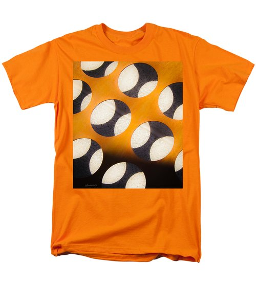 Men's T-Shirt  (Regular Fit) featuring the photograph Mind - Hemispheres  by Steven Milner