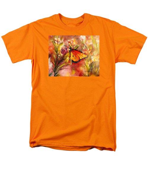 Monarch Beauty Men's T-Shirt  (Regular Fit) by Karen Kennedy Chatham
