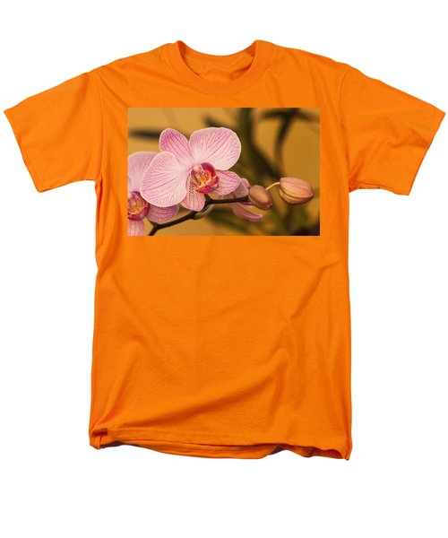 Moth Orchid Men's T-Shirt  (Regular Fit) by Ed Gleichman