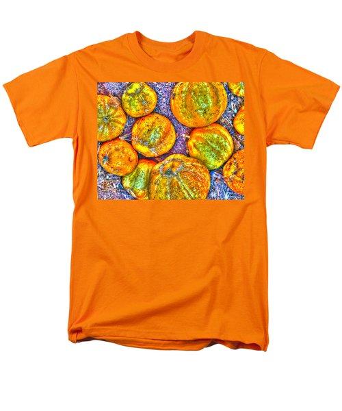 Noisy Lemon Cucumbers Men's T-Shirt  (Regular Fit) by Joe Schofield