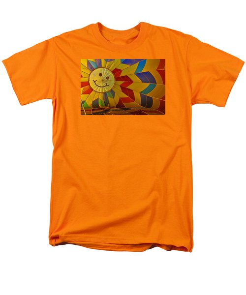 Men's T-Shirt  (Regular Fit) featuring the photograph Oh Happy Day by Mike Martin