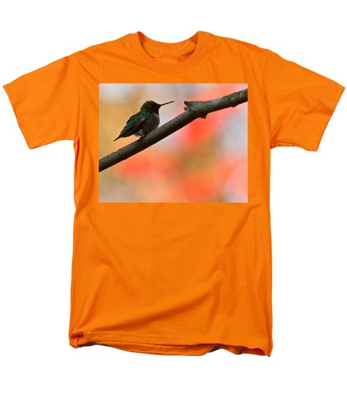 On Guard Men's T-Shirt  (Regular Fit) by Robert L Jackson