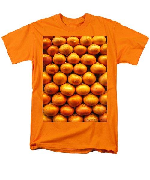 Onions Men's T-Shirt  (Regular Fit) by Leena Pekkalainen