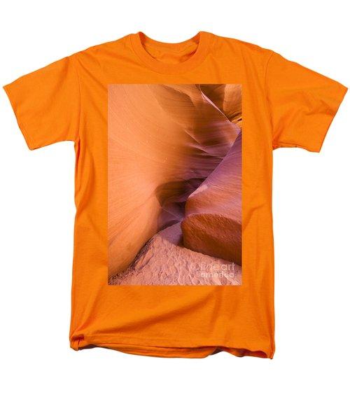 Orange Canyon Men's T-Shirt  (Regular Fit) by Bryan Keil