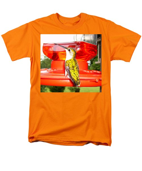 Men's T-Shirt  (Regular Fit) featuring the photograph Perfect Pose by Nick Kirby