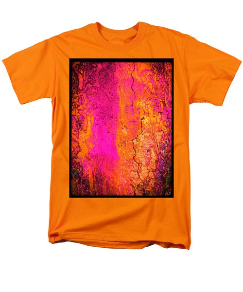 Psychedelic Flashback - Late 1960s Men's T-Shirt  (Regular Fit) by Absinthe Art By Michelle LeAnn Scott