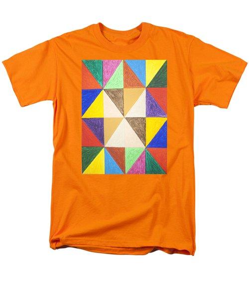 Pyramids 2 Men's T-Shirt  (Regular Fit) by Stormm Bradshaw