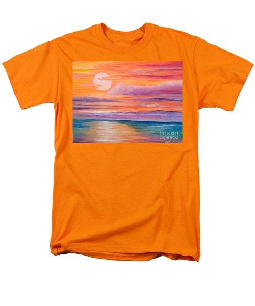 Ribbons In The Sky Men's T-Shirt  (Regular Fit) by Holly Martinson