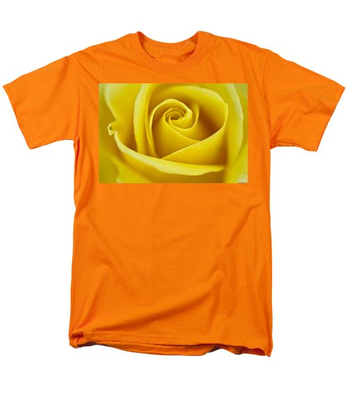 Men's T-Shirt  (Regular Fit) featuring the photograph Rosa 'freedom' by Lana Enderle