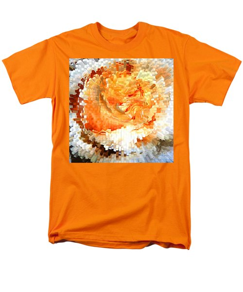 Rose In Bloom Men's T-Shirt  (Regular Fit) by Alys Caviness-Gober