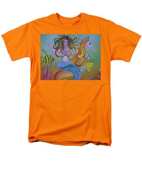 Sea Taxi Men's T-Shirt  (Regular Fit)