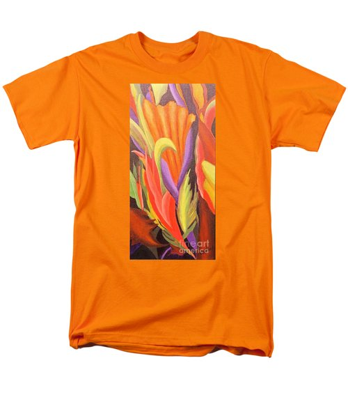 Secret Place Men's T-Shirt  (Regular Fit) by Glory Wood