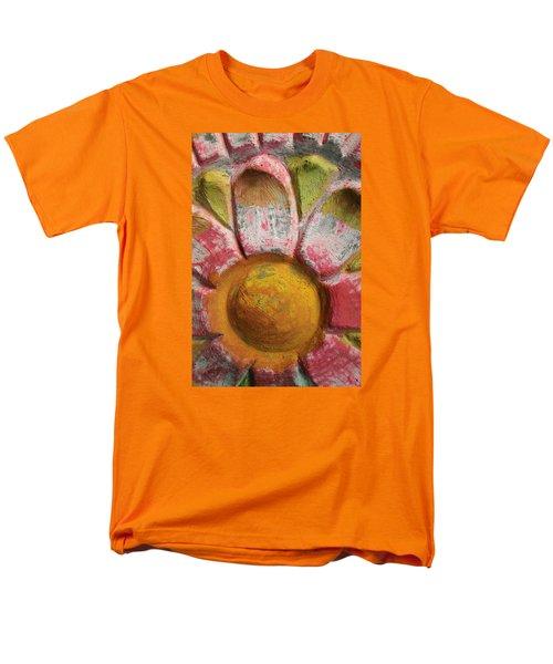 Men's T-Shirt  (Regular Fit) featuring the photograph Skc 0008 Scraped Paint by Sunil Kapadia